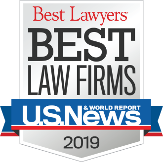 Best Laywers - Best Law Firms - US News & World Report 2019